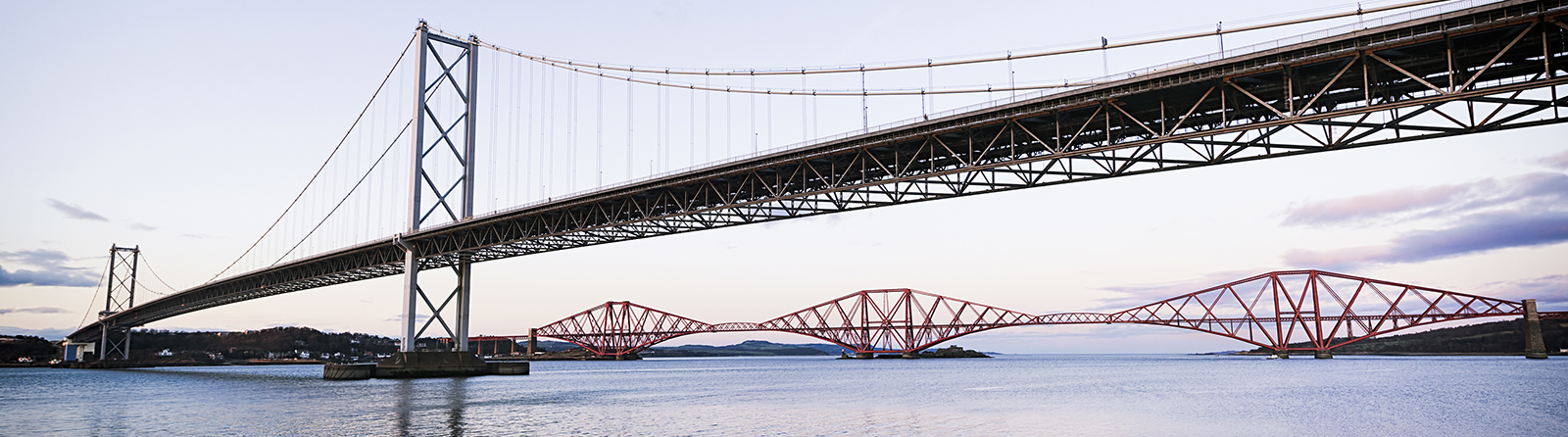 Both Forth Bridges